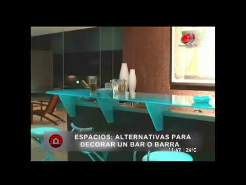 Proyecto Mi Casa Alternativas Para Decorar Una Barra O