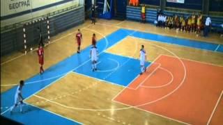 Россия - Сербия. 2 матч. (1:0)