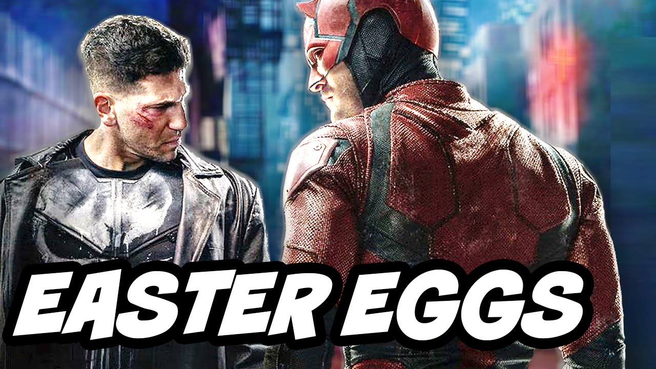 Download Daredevil Season 2 Episode 7 - 13  Review and Marvel Easter Eggs