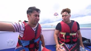 RAFFI BILLY AND FRIENDS - Billy Inget Mantan Karena Main Parasailing (12/8/18) Part 1