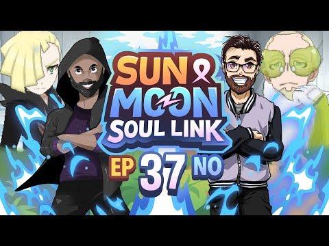 Pokémon Sun & Moon Soul Link Randomized Nuzlocke w/ Nappy + Shady - Ep 37