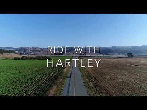Ride With Hartley 56.0 - Motorcycle Adventure to Big Sur Part 1