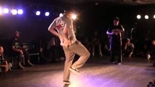 HOAN vs HARUKI @ POPPING FOREVER JAPAN 2015 FINAL: 1st to 3rd round