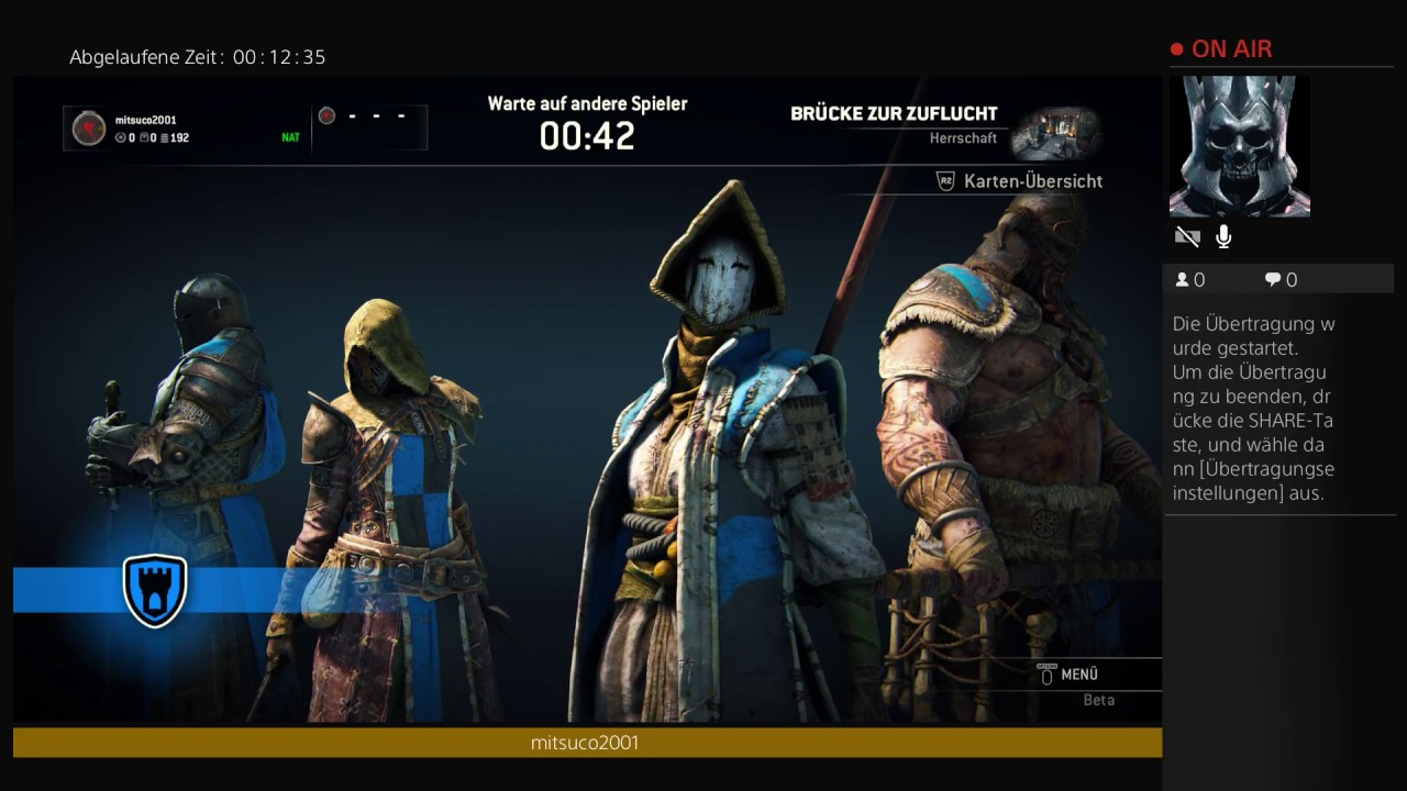 for honor how to join open beta