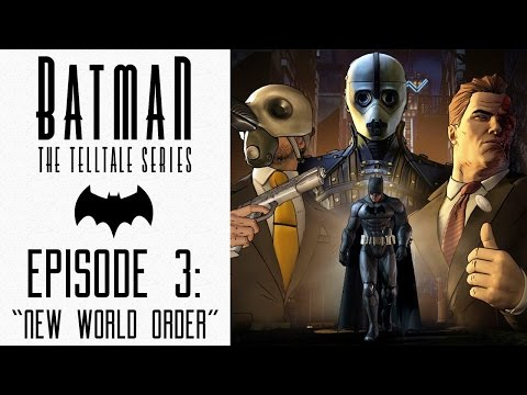 Batman: The Telltale Series - Let