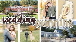 WEDDING PLANNING WEEKEND | VLOG | Charlottesville, VA