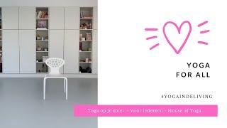 Stoelen Yoga - House of Yoga