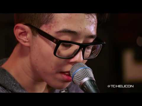 "TC-HELICON VOICELIVE 3:  Aidan James, ""Don't Let Me Drown"""