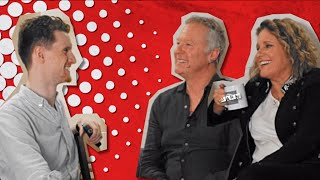Rory Bremner & Jan Ravens talk Performing Live, Political Satire and the Barn Theatre