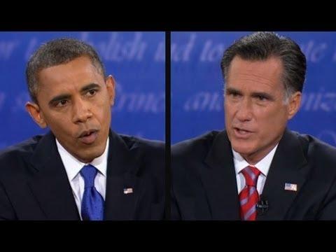 Third Presidential Debate: Obama vs. Romney (Complete - Closed Caption)
