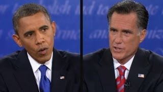 Third Presidential Debate: Obama vs. Romney (Complete - Closed Caption)