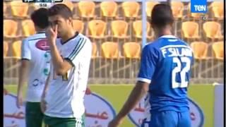 ستاد TEN - الهدف الأول لأسوان بقدم فؤاد سلامة .. المصري VS أسوان 1-1 من الدوري الممتاز