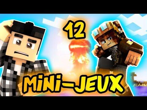 12 MINI-JEUX EN 15 MINUTES !! ( Ft Furious_Jumper )
