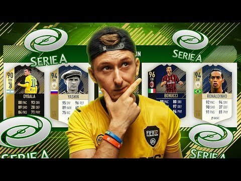 DRAFT SERIE A! - FIFA 18 CHALLENGE [#6]