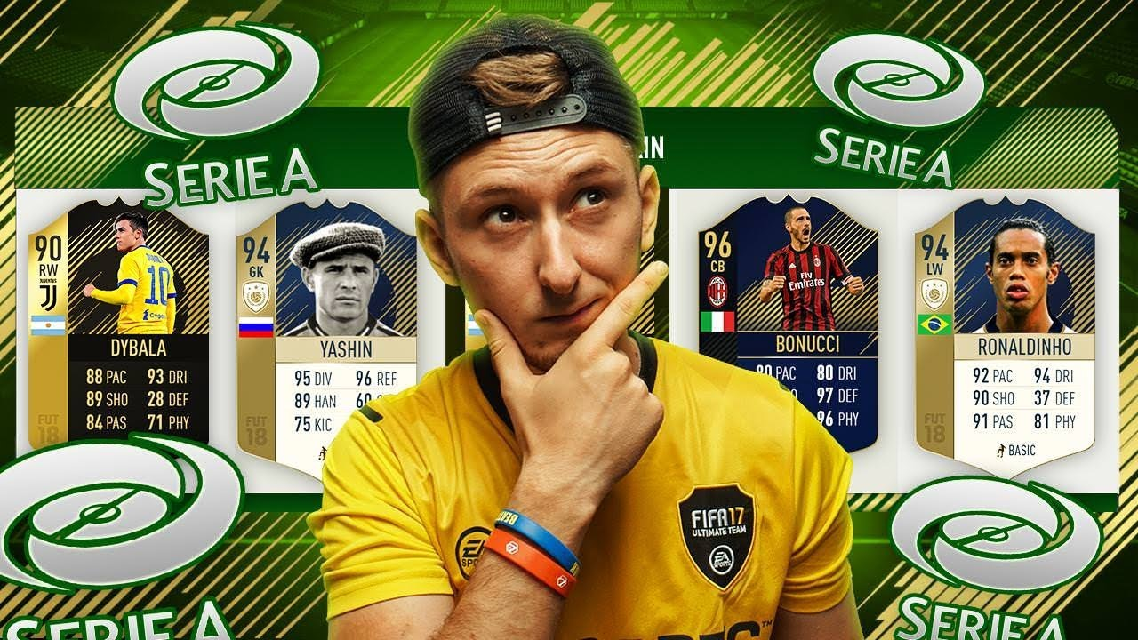 DRAFT SERIE A! – FIFA 18 CHALLENGE [#6]