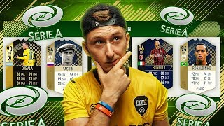 DRAFT SERIE A! - FIFA CHALLENGE [#6]