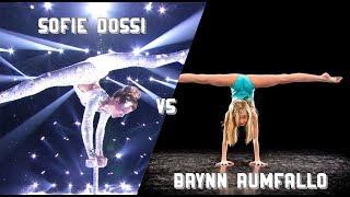 Sofie Dossi VS Brynn Rumfallo