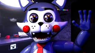 Five nights at candy's remastered (Noc 1 i 2)