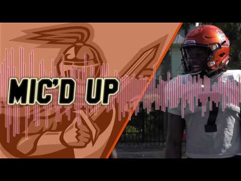 Mic'd Up - Demetrius Magee