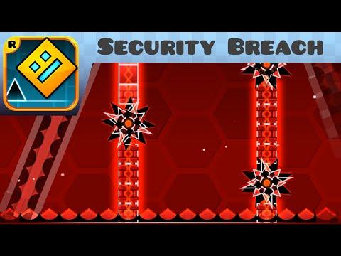 Geometry Dash - Security Breach (Hard Demon) - by asonicmen