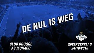 Club Brugge - AS Monaco: sfeerverslag 24/10/2018 - De nul is weg