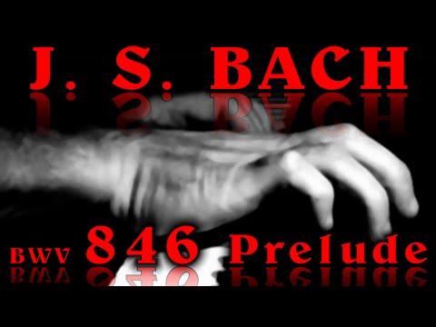 Johann Sebastian BACH: Prelude No. 1, C...