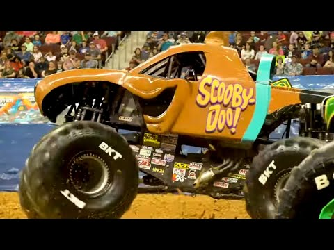 Little Rock, AR Highlights | Monster Jam 2019