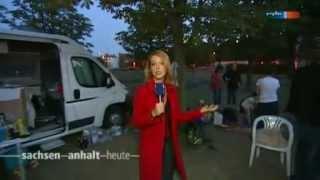 Campen gegen Kürzung (MDR Sachsen-Anhalt heute)
