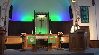 Sunday Worship Service - June 20, 2021 - Father's Day