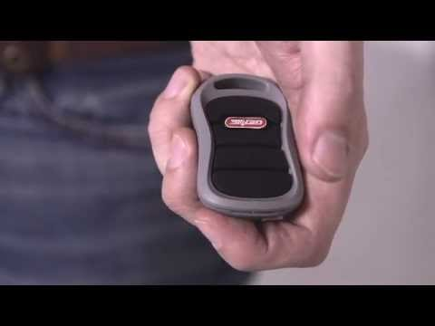 Genie Remote Control Programming (Full video)