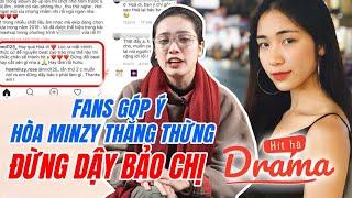 Cực gắt với fan, Hoà Minzy dính drama cực mạnh ngay đầu năm - Hít Hà Drama