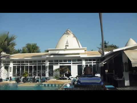 Stunning Breakfast at Coco Ocean Resort   The Gambia   May 2016