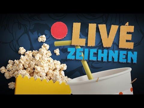 """Kritzel Pixel - Zeichnen Live mit Honeyball (bis in die tiefe Nacht Ö_Ö"""")"""