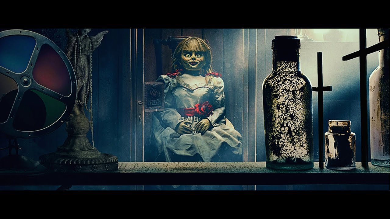 Image result for Annabelle Comes Home (2019)