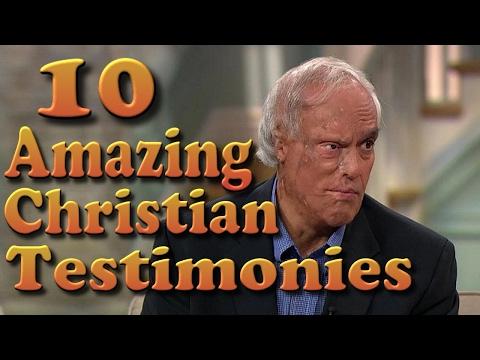 10 Amazing Christian Testimonies (1)