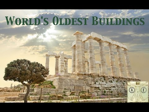 The Oldest Buildings on Each Continent