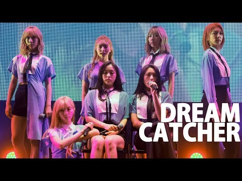 "Dreamcatcher  新曲「Breaking Out」披露 『""The Beginning Of The End"" SHOWCASE』"