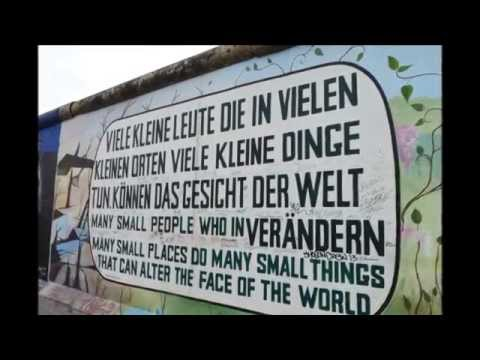 The Berlin Wall - East Side Gallery Wall Art