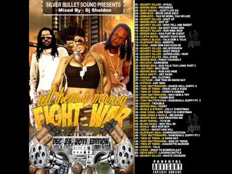 Download SILVER BULLET SOUND - TELL THEM A MONEY FIGHT WAR  MIX CD 2011.PT 1