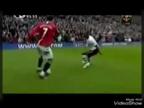 Cr7-Melhores Dribles e Gols no Manchester United