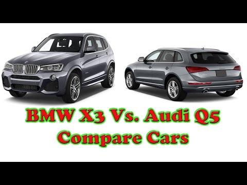 BMW X3 Vs. Audi Q5 - Compare Cars