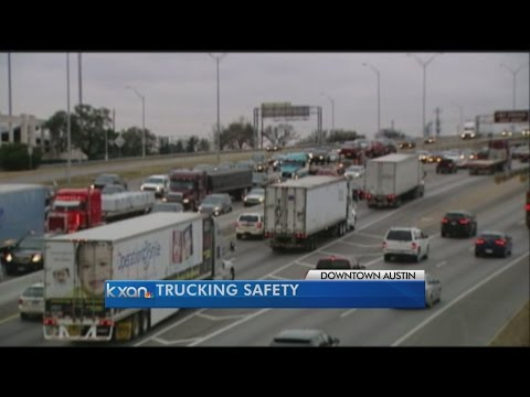 TX trucking safety topic at transportation meeting
