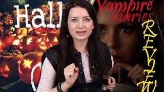 Vampire diaries // Дневники вампира сериал 6 сезон l Обзор l Алиса Анцелевич