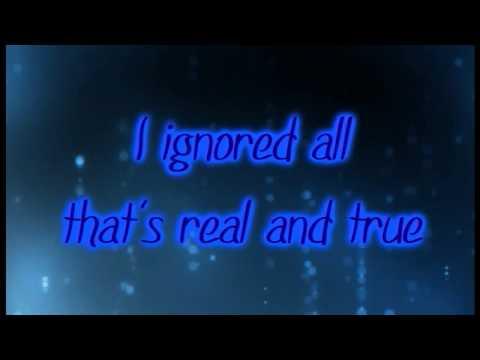 Evanescence- October lyrics
