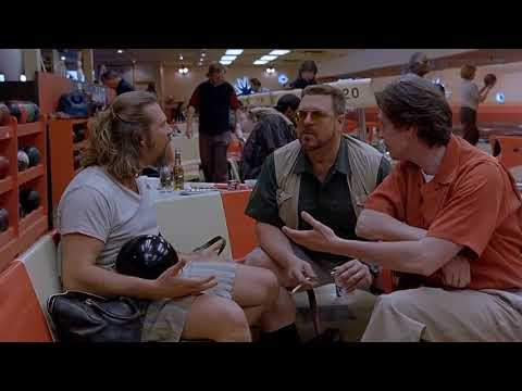The Big Lebowski 20th Anniversary (1998) - The Dude's Story Clip