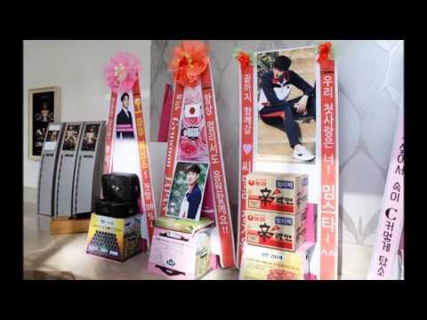KBS 드라마 '오마이비너스' 제작발표회 배우 정겨운(Jung Gyu-Woon) 응원 연탄 라면 쌀드리미화환-쌀화환 드리미 Dreame for Jung Gyu Woon