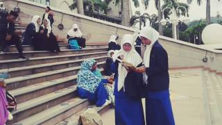 Mannequin Challenge the Participant Of Language International Study Tour 2017 - Al - ikhlas Taliwang