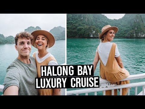 Overnight Luxury Cruise in Halong Bay, Vietnam | Flying the Nest Expeditions