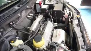 Download - Проверка двигателя Toyota Rav-4 2000г - 2 0TD 1CDFTV