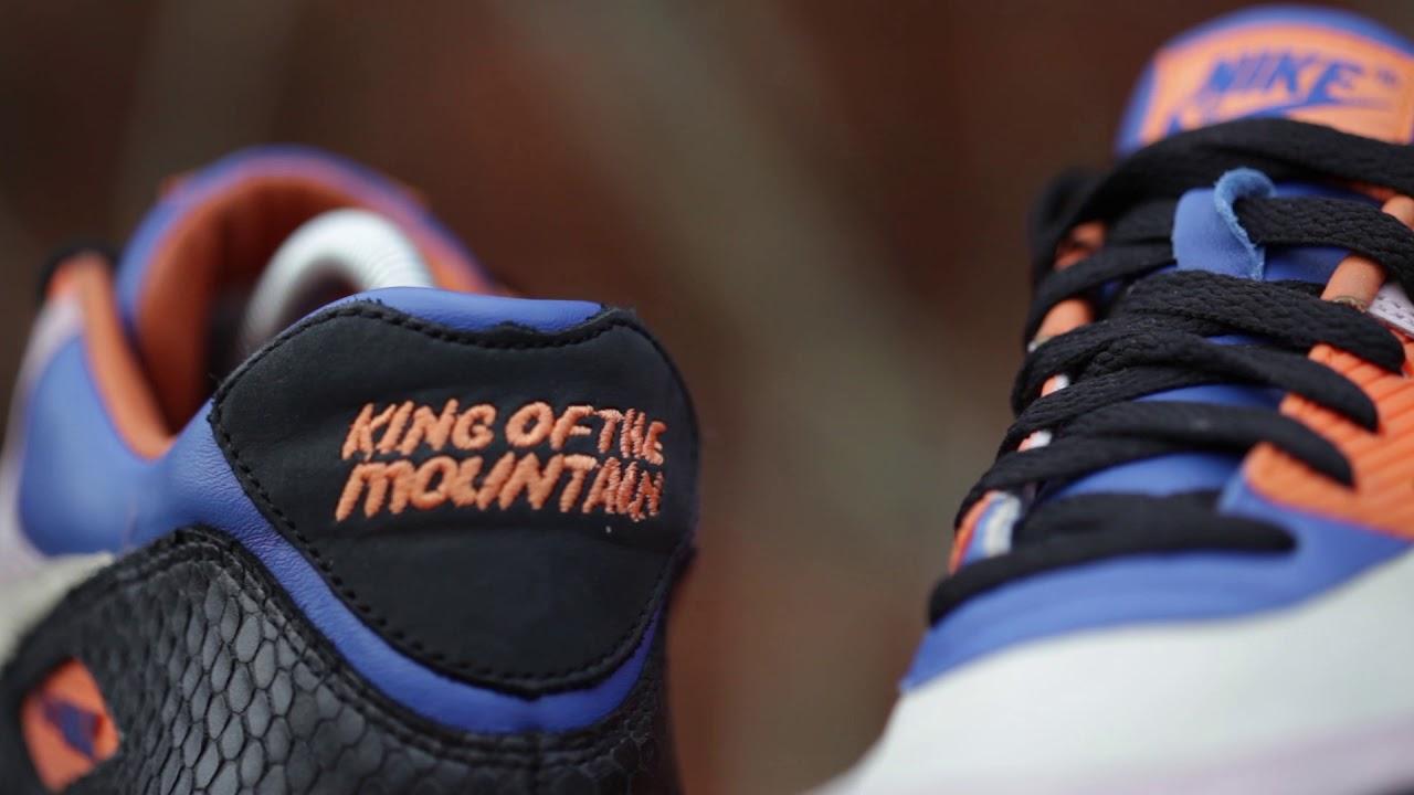5e8dbaa68b A Closer look' | Nike Air Max 90 'King Of The Moutain
